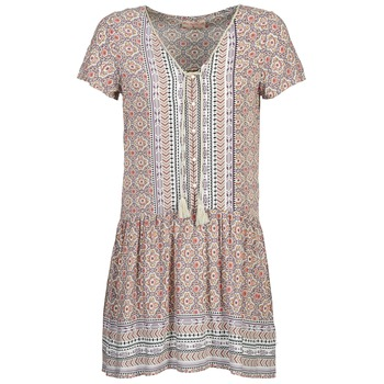 Textiel Dames Korte jurken Moony Mood GLOSE Multikleuren