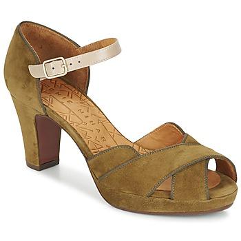 Schoenen Dames Sandalen / Open schoenen Chie Mihara ISY Kaki