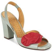 Schoenen Dames Sandalen / Open schoenen Chie Mihara ANAMI Grijs / Rood