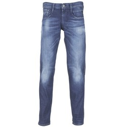 Textiel Heren Skinny jeans Replay AMBASS Blauw / Medium
