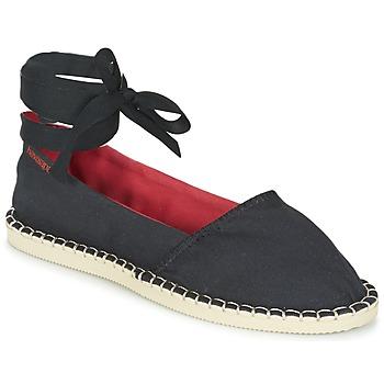 Schoenen Dames Espadrilles Havaianas ORIGINE SLIM Zwart