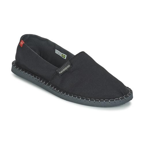 Schoenen Espadrilles Havaianas ORIGINE III Zwart