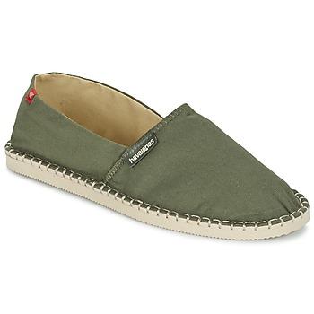 Schoenen Espadrilles Havaianas ORIGINE III Groen
