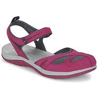 Schoenen Dames Sandalen / Open schoenen Merrell SIREN WRAP Q2 Roze
