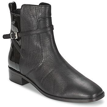 Schoenen Dames Laarzen Bertie PELLI Zwart