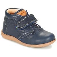 Schoenen Kinderen Laarzen Kavat HAMMAR Blauw / Donker