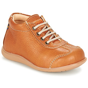 Schoenen Kinderen Laarzen Kavat ALMUNGE Brown