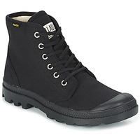 Schoenen Laarzen Palladium PAMPA HI ORIG U Zwart