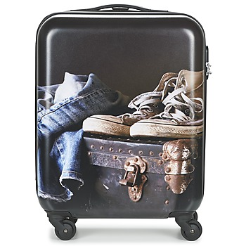 Tassen Valise Rigide David Jones ACHIDATA Multikleuren