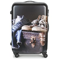 Tassen Valise Rigide David Jones ACHIDATA 84L Multikleuren