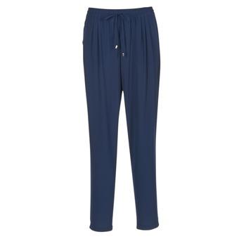 Textiel Dames Losse broeken / Harembroeken Molly Bracken FODES Marine