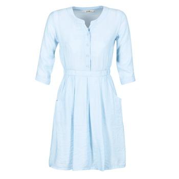 Textiel Dames Korte jurken Molly Bracken BLECH Blauw