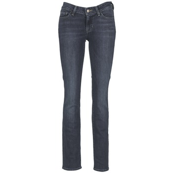 Textiel Dames Straight jeans Levi's 714 STRAIGHT WEST / Coast / WONDER