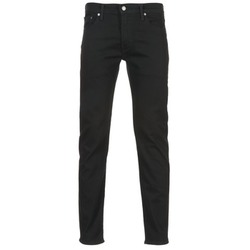 Textiel Heren Straight jeans Levi's 502 REGULAR TAPERED Zwart