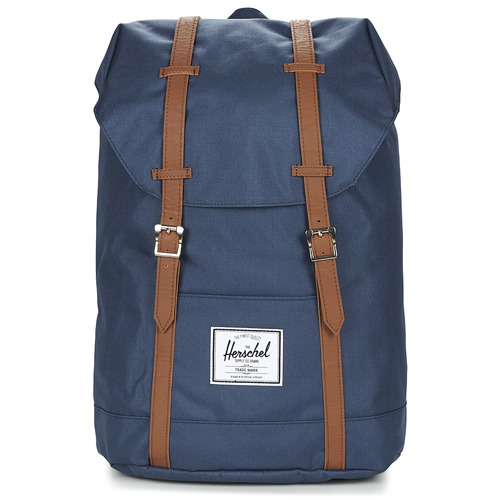 Tassen Rugzakken Herschel RETREAT Marine / Brown