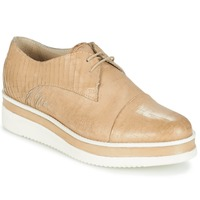 Schoenen Dames Derby Sweet Lemon SABA Taupe