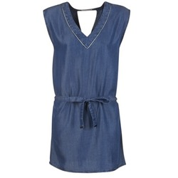 Textiel Dames Korte jurken Les P'tites Bombes GUELOFI Blauw