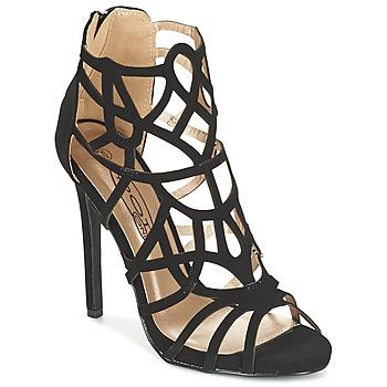 Schoenen Dames Sandalen / Open schoenen Spot on LAFOUILLE Zwart