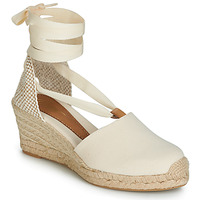 Schoenen Dames Sandalen / Open schoenen Betty London GRANDA Beige