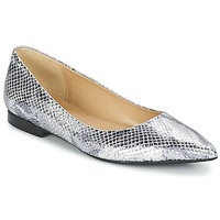 Schoenen Dames Ballerina's Betty London GRACE Zilver / Python