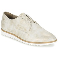 Schoenen Dames Derby Dream in Green GORO TOVO Zilver