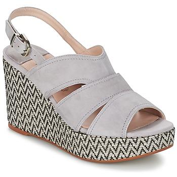 Schoenen Dames Sandalen / Open schoenen Spiral PAULA Grijs