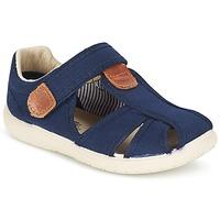 Schoenen Jongens Sandalen / Open schoenen Citrouille et Compagnie GUNCAL Marine