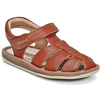 Schoenen Kinderen Sandalen / Open schoenen Camper BICHIO KIDS Brown