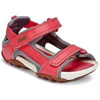 Schoenen Meisjes Sandalen / Open schoenen Camper OUS Rood