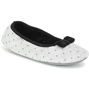 Schoenen Dames Sloffen DIM D FEERIDE Grijs / Zwart