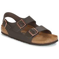 Schoenen Heren Sandalen / Open schoenen Birkenstock MILANO Brown