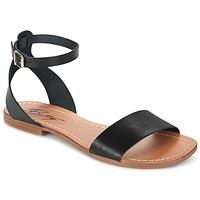Schoenen Dames Sandalen / Open schoenen Betty London GIMY Zwart