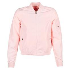 Textiel Dames Wind jackets Vero Moda DICTE Roze