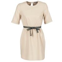 Textiel Dames Korte jurken Vero Moda MILO SUKI Beige