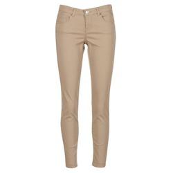 Textiel Dames 5 zakken broeken Vero Moda BUENO Beige