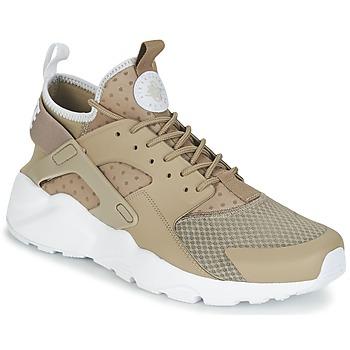 Schoenen Heren Lage sneakers Nike AIR HUARACHE RUN ULTRA Kaki