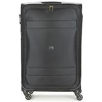 Tassen Soepele Koffers Delsey INDISCRETE 4R 78CM Zwart