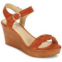 Schoenen Dames Sandalen / Open schoenen Betty London GIMI Rouille