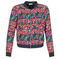 Textiel Dames Jasjes / Blazers Noisy May JUNGLE Multikleuren