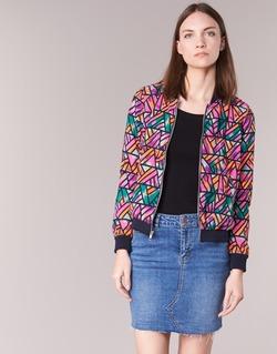Textiel Dames Jasjes / Blazers Noisy May JUNGLE Multikleuren