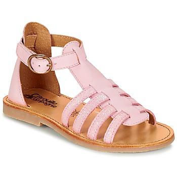 Schoenen Meisjes Sandalen / Open schoenen Citrouille et Compagnie JASMA Roze