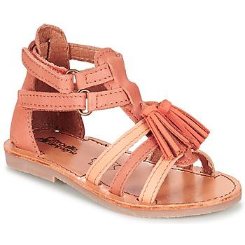 Schoenen Meisjes Sandalen / Open schoenen Citrouille et Compagnie GOFARO Peche