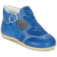 Schoenen Jongens Sandalen / Open schoenen Citrouille et Compagnie GODOLO Blauw