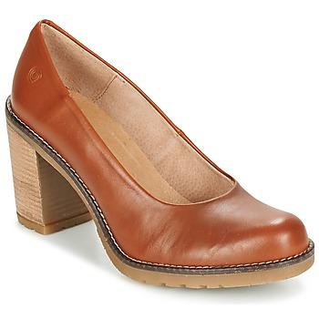 Schoenen Dames pumps Casual Attitude GEAL  CAMEL