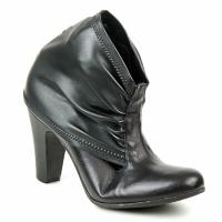 Schoenen Dames Enkellaarzen Fru.it CAJAMAR Zwart