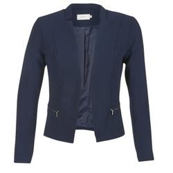 Textiel Dames Jasjes / Blazers Only MADELINE Marine