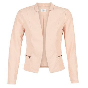 Textiel Dames Jasjes / Blazers Only MADELINE Roze