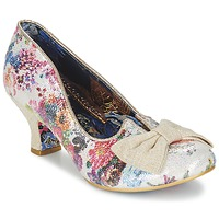 Schoenen Dames pumps Irregular Choice DAZZLE RAZZLE Wit