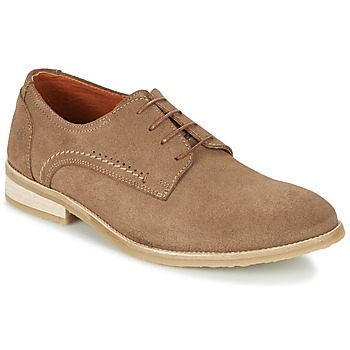 Schoenen Heren Derby Carlington GRAO Brown
