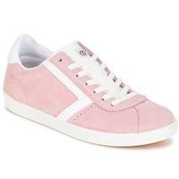Schoenen Dames Lage sneakers Yurban GUELVINE Roze